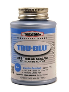 Rectorseal Tru-Blue™ Pipe Joint Compound in Blue REC31631