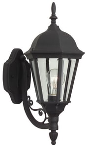 Craftmade International Straight Glass 7-3/4 in. 60 W 1-Light Medium Lantern CZ31705