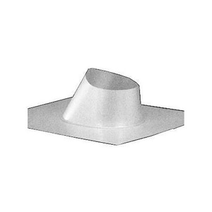 Hart & Cooley 4 in. Adjustable Roof Flashing Steep H4RFA