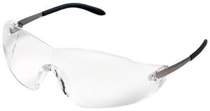Crews Blackjack® Safety Glasses with Chrome Frame CS211