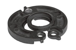 Victaulic FireLock™ Style 744 Painted Flange Adapter with Grade E Gasket VL00744PE0