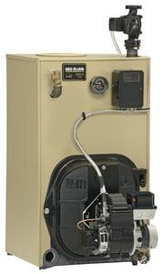 Weil Mclain WGO™ Series 3 Oil Water Boiler W3867008