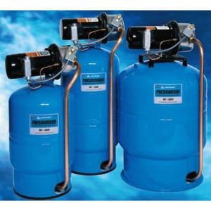 Amtrol Pressuriser® Water Pressure Boost System ARPHP