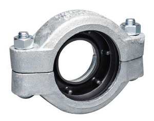 Grooved Galvanized Ductile Iron Coupling with Enamel Gasket VL750GE0