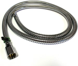 Rohl Hose for Pullout Kitchen Faucet in Polished Chrome RR45158