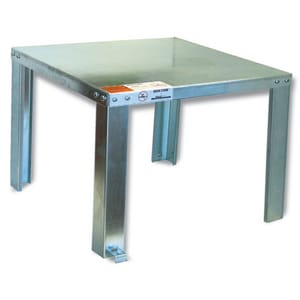 Holdrite Quick Stand™ 22 x 22 x 16 in. Water Heater Stand Assembly H40S22A