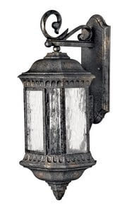 Hinkley Lighting Regal 23-1/2 in. 40 W 3-Light Candelabra Lantern H1725BG