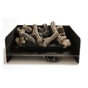Kingsman Burnt Oak Log Set KLOGC44