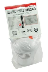Rectorseal Magic-Vent® 1-1/4 - 2 in. Air Admittance Valve REC97400