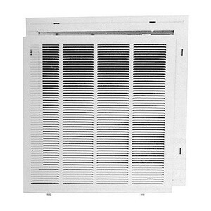 Hart & Cooley 14 in. Return Air Filter Grille H659W14