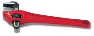 Ridgid 2-1/2 in. Heavy Duty Offset Pipe Wrench R89440