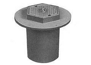 U.S. Foundry Sewer Box with Hex Lid U7605HL