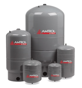 Amtrol Extrol® 32 gal. 48 in. Vertical Boiler Expansion Tank ASX60V