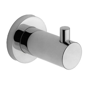 Newport Brass East Linear Wall Mount Brass Single Robe Hook N16-12
