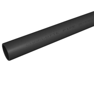 20 ft. Schedule 80 Plain End Plastic Pressure Pipe P80P