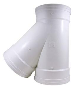 Multi-Fittings Corporation SDR 35 Gasket PVC Sewer Wye MUL043309