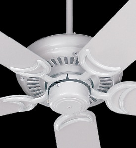 Quorum International Venture 52 in. 5-Blade Ceiling Fan with Motor Q79525