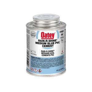 Oatey PVC Cement in Blue O3089