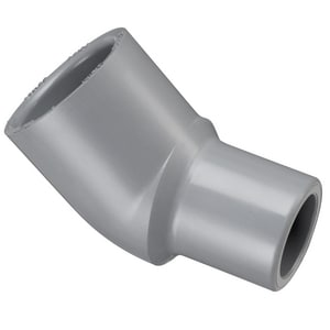 Spigot x Socket Schedule 80 CPVC 45 Degree Street Elbow S827C