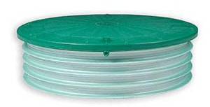 Tuf-Tite 24 in. Domed Lid for Septic Tank Riser in Green T24RISL