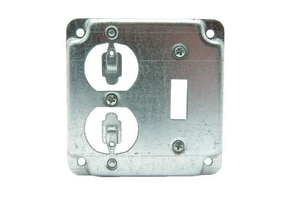 Diversitech Switch and Duplex Receptacle Cover DIV620411