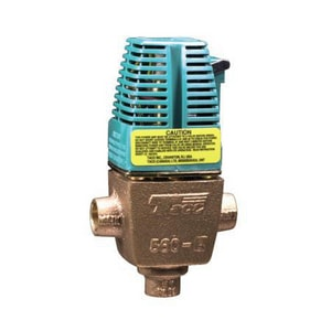 Taco 125 psi 3-Way Sweat Zone Valve T565