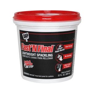 DAP Fast 'N Final® 1 qt Spalkling D12142