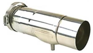 Z-Flex Stainless Steel Drain Pipe Horizontal Z2SVEDWCF