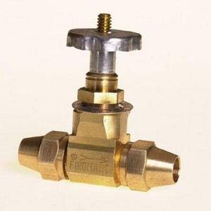 Highfield 165 Degree Flare Fusible Valve HB05F