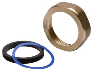 Zurn Industries 1-1/4 in. Spud Escutcheon and Coupling Accessory ZP6001H