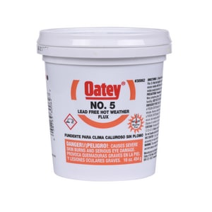 Oatey Hot Weather Flux Paste O30062