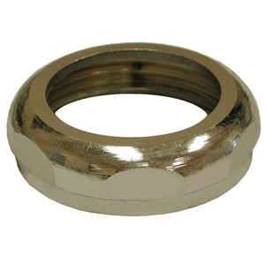 Jones Stephens 2 in. Brass Slip-Joint Nut in Polished Chrome JT78200
