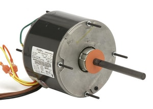US Electrical Motors 208 - 230V 1075 RPM Enclosed Condenser Motor USM1868
