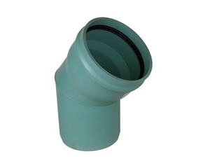 Gasket PVC Heavy Wall Sewer 45 Degree Elbow MUL067332