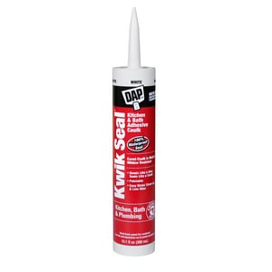 DAP Kwik Seal® 10.1 oz. Tub & Tile Caulk D18032