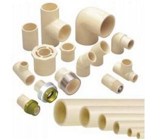 Evertuff® Spigot x Socket Straight and Street CPVC CTS 45 Degree Elbow S4127