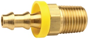 Dixon Valve & Coupling 1/4 x 1/4 in. Male Hose Barb Fitting DBPN22