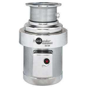 InSinkErator® 15-1/2 in. 1-Phase Commercial Disposer ISS15034
