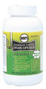 William H. Harvey 1 lb. Granular Enzyme Drain Cleaner H039750