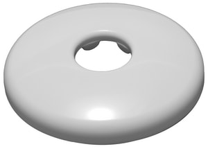 PROFLO® 3/8 in. IPS Plastic Escutcheon PFPE1WH