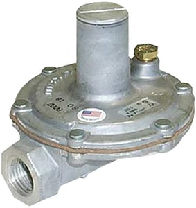 Maxitrol 10 psi Gas Pressure Regulator Valve M325312A09D