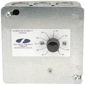 Field Controls Eliminator™ Eliminator Dehumidistat FEDH1