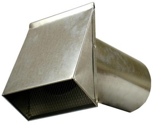 Snappy 8 in. Fresh Air Intake SNA44408