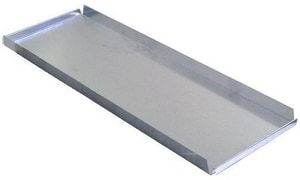 Snappy 8 in. Galvanized Rectangular Duct End Cap SNA212FSD