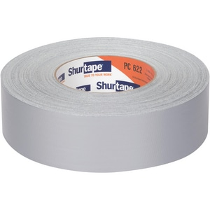 Shurtape PC 622 2 in. x 60 ft. Pc622 Premium Grade Duct Tape SPC622K60