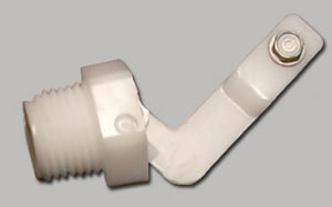 Ritchie Engineering MPT Hog Valve in White R12574