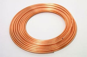 PPS Packaging 1/4 in. x 50 ft. Copper Tube P83123