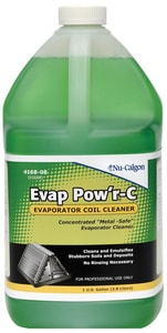 Nu-Calgon Evap Pow'r-C 1 gal. Coil Cleaner N416808
