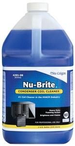 Nu-Calgon Nu-Brite® 1 gal. Nubrite Coil Cleaner in Blue N429108
