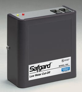 Hydrolevel Safgard™ LO Water CO with Button & Light 45- 550SV H45551